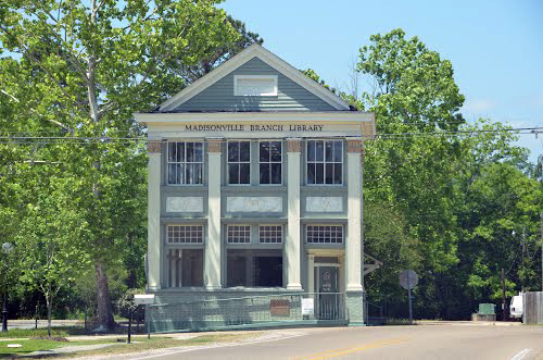Historic Madisonville Library